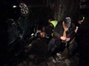 Cinci tineri raniti, dupa un accident la iesirea de la Iulius Mall