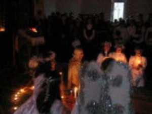 Seara magica la Biserica Pogorarea Sfantului Duh Bogdanesti