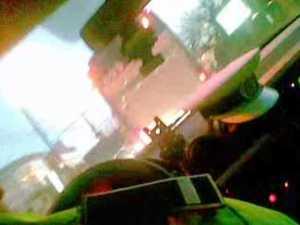 Anchetă la IPJ Suceava, în urma unei înregistrări video făcute pe bancheta din spate a unei maşini de poliţie