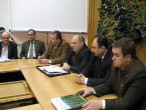 Schimbare de stafeta la conducerea Directiei Silvice Suceava