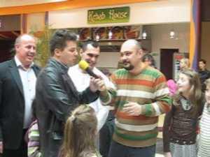 """""""Cel mai dulce mărţişor"""", oferit de Shopping City Suceava"""