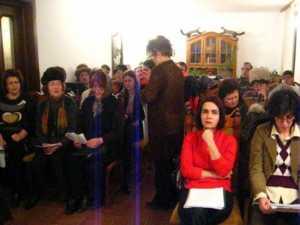 Corul aproape secular de la Putna, reactivat de un francez
