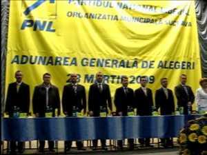 Mihai Steiciuc este noul lider al PNL Suceava