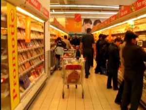 Pastele a crescut spectaculos vinzarile mall-urilor si hipermarket-urilor