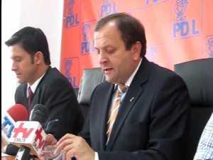 Fara candidat anuntat, PD-L Suceava a inceput deja campania pentru prezidentialele din toamna