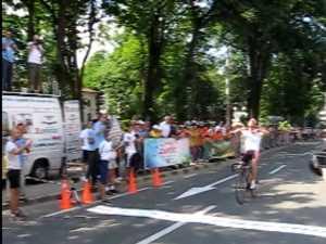 Turul Ciclist al Romaniei a ajuns la Suceava