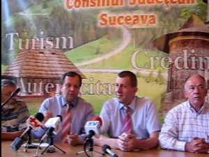 Flutur vrea sa infiinteze Turul Ciclist al Bucovinei