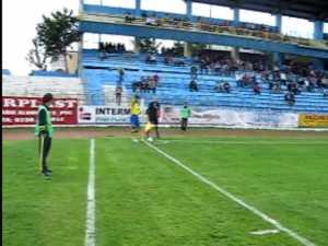 Cetatea a pirdut duelul cu FC Botosani, scor 1-2