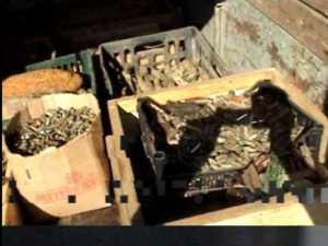 Sute de kilograme de muniţie de război, aruncate în aer, la Baia