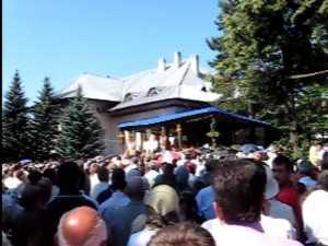 Aproape 20.000 de pelerini la hramul Sucevei