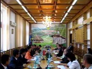 Sucevenii s-au înfratit cu chinezii din Guizhou