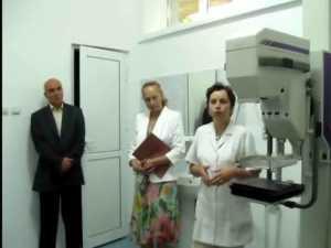 Mamograful si Axiomul de la Spitalul Suceava, date ieri in folosinta