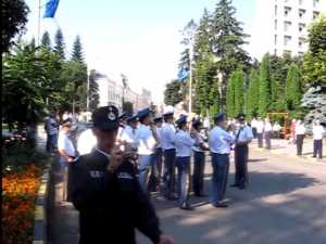Ceremonial militar şi religios, de Ziua Imnului Naţional