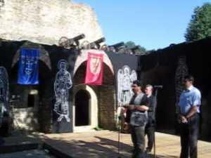 Deschiderea oficiala a Festivalului Medieval Suceava