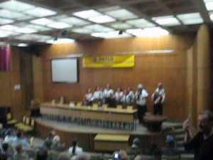 Panarama de alegeri la PNTCD Suceava