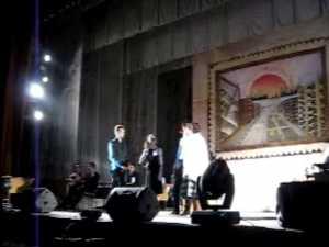 Balul Bobocilor de la Arta spectacol original cu artisti suceveni