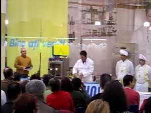 Gastro Show la Selgros Suceava