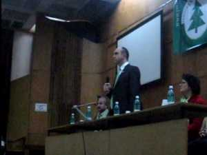 Candidatul PER la Presedintia Romaniei s-a prezentat sucevenilor