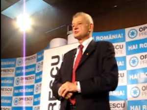 Oprescu in vizita electorala in Suceava