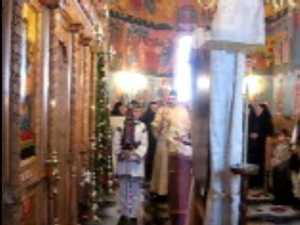 Al doilea hram sărbătorit la Mănăstirea Voroneţ