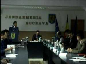 Jandarmii suceveni, pe podiumul naţional în privinţa eficienţei