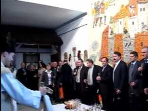 Atmosfera de sarbatoare la Consiliul Judetean Suceava