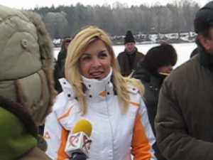 Udrea si Vladescu au inaugurat partia de schi din Gura Humorului