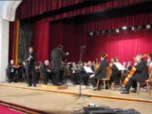 Clarinetistul Horia Dumitrache, din nou pe scena suceveanã