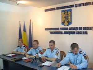 Efectivele ISU Suceava solicitate să intervină la peste 1000 de situaţii de urgenţă