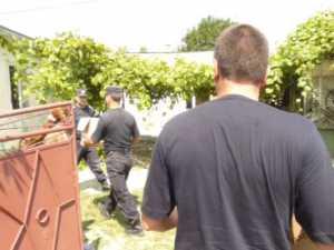 Ajutoare pentru sinistraţi, trimise de o familie de suceveni stabilită în Germania