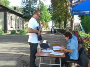 Aproape 10 candidaţi pe un loc, la admiterea la Şcoala Militară de Subofiţeri Jandarmi Fălticeni