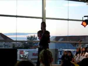 Concert Anna Lesko si Lavinia la Galleria Mall