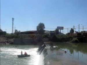 Copil de 15 ani, luat de apele raului Suceava, la podul de la Itcani