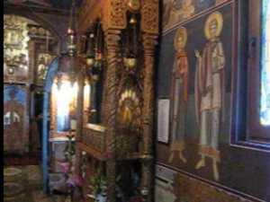 Fragmente din Sfintele Moaste ale Sf. Ciprian şi Sf. Marina aduse la Biserica de la Spitalul Vechi