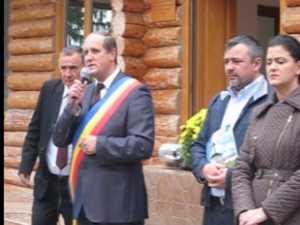 Primul dispensar din comuna Mitocu Dragomirnei, inaugurat in prezenta ministrului transporturilor