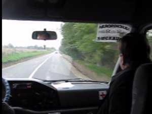 Flutur a inaugurat drumul Dolhasca – Probota, modernizat cu fonduri europene