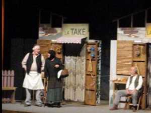 Aplauze la scena deschisa pentru Take, Ianke si Cadir la Suceava