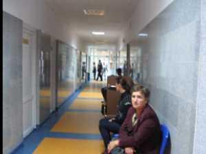 Fără cozi la Urgenţele Spitalului, după plecarea stranierilor