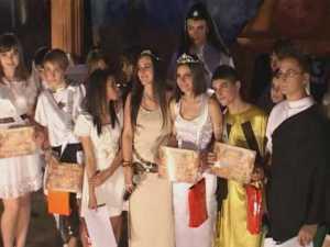 """Zeii Egiptului, Miss şi Mister 2010, la Colegiul Tehnic """"Mihai Băcescu"""" din Fălticeni"""