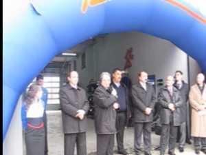 Railex a deschis la Suceava cel mai mare magazin - service Premio din Sud-Estul Europei