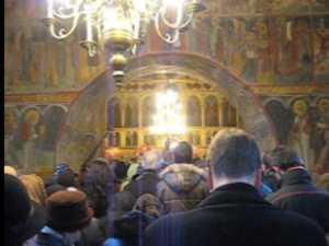 Arhiepiscopul Tomisului si Arhiepiscopul Sucevei prezenti la hramul bisericii Sf. Dumitru