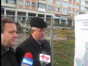 Au început lucrarile la primele parcari subterane din Suceava
