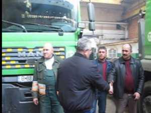 Firma de salubrizare a Sucevei, pregatita să intervina la deszapezirea strazilor