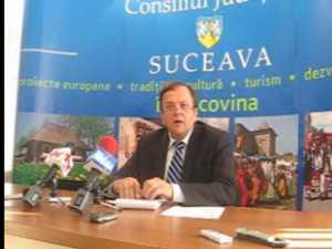 Ministrul mediului Laszla Borbaly vine saptamana viitoare in vizita in Suceava