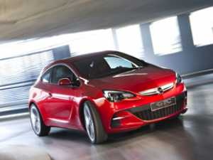 Opel GTC Paris va intra în producția de serie până în 2012