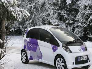 Citroën lansează citadina ecologică C-Zero de la 35.165 de euro