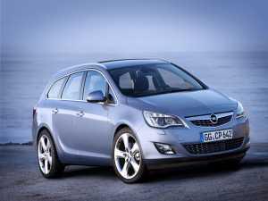 Opel Astra probează utilitatea cu versiunea Sports Tourer