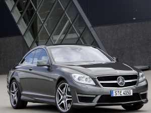 Mercedes-Benz CL 63 AMG Facelift costă 160.000 de euro