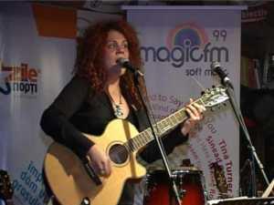 Al treilea concurent la Folklung, Claudia Ciobanu