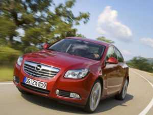 Opel Insignia este campionul european al fiabilității